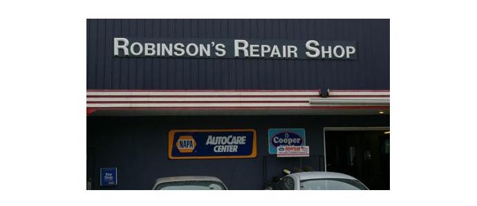 Robinsons Repair Shop