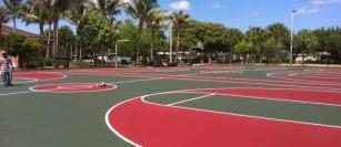 Top Local Rated Tennis Court Installers Ft Lauderdale FL | Tennis Courts | Bocce Ball | Basketball