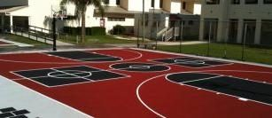 Top Local Rated Sport Surface Installers Orlando FL | Basketball Courts | Tennis | Bocce Ball
